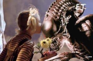 Wenn E.T. mit Alien verwandt wäre