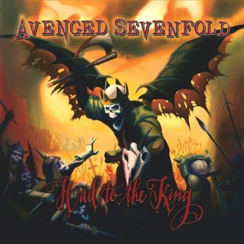 Avenged Sevenfold - Hail til kongen