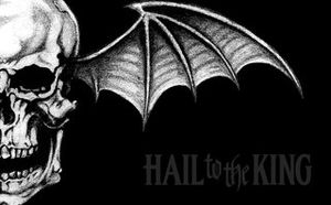 Album Review:  Avenged Sevenfold - Hail to króla