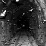 The tunnel to the Batcave