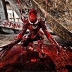 Cosplay bloody carnage