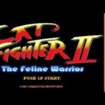 Cat Fighter – Street Fighter Parodi