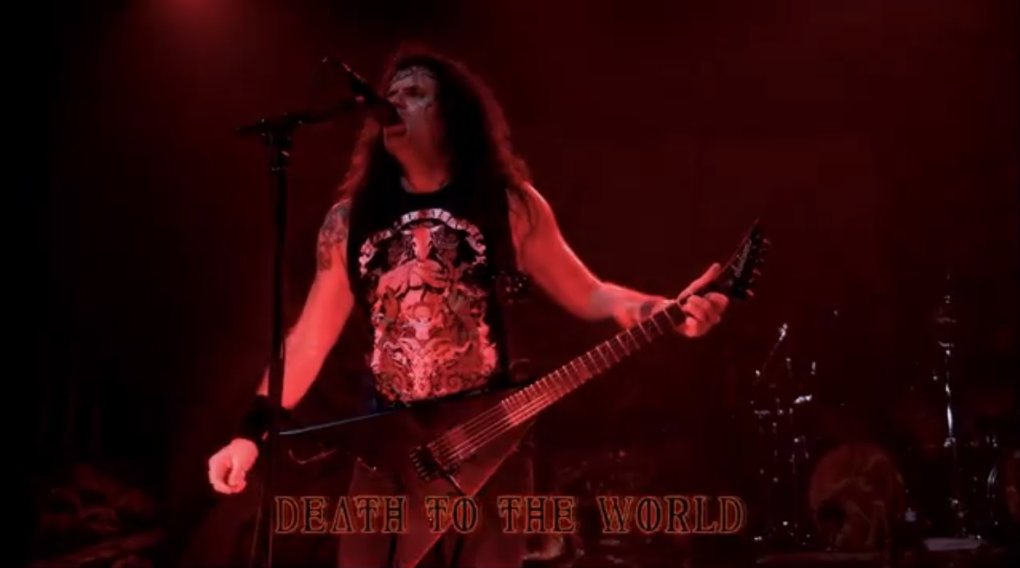 DBD: Death To The World – Kreator