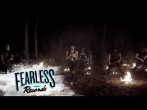 DBD: You Wear A Crown But You're No King – Blessthefall