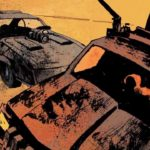 Game: Two cartoon trailer for Mad Max
