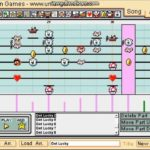 Get Lucky – Mario Paint Composer – Daft Punk