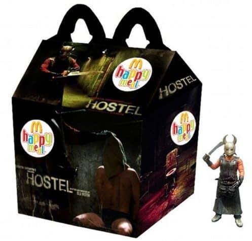 Hostel Happy Meal