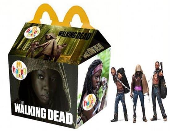 Walking Dead Happy Meal