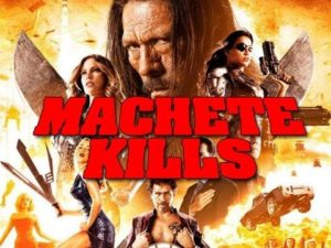 Machete Kills - Bande Annonce Red Band