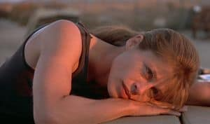 Happy Birthday to the Mother of the Future Linda Hamilton
