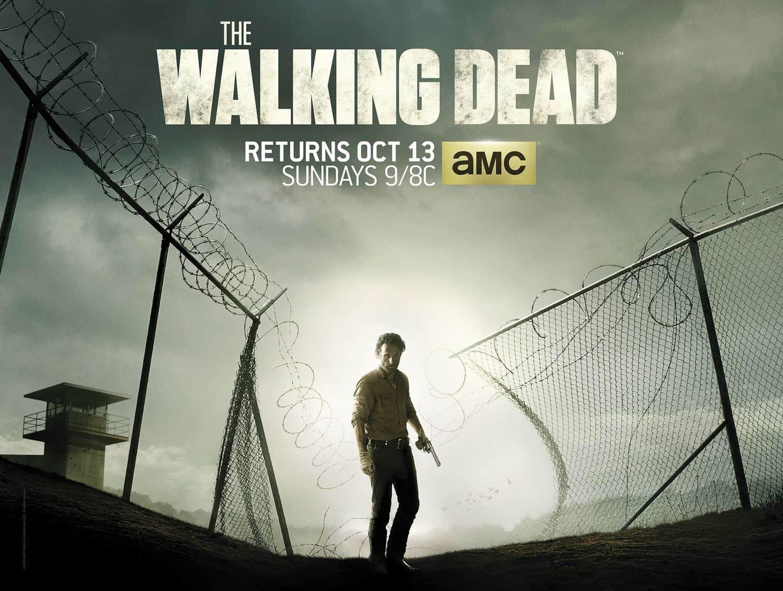 Walking Dead 4 Staffel