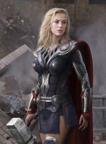 Nainen Thor
