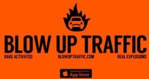 Blow Up Trafik - Hunt Per app andre trafikanter i luften