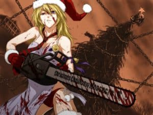 Dag 10: Kerstmis Chainsaw Massacre - Advent Calendar van de Crypt