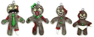 Dag 9: Gingerbread Zombies - Advent Calendar van de Crypt