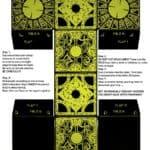 Hellraiser Puzzle Box zum selber basteln