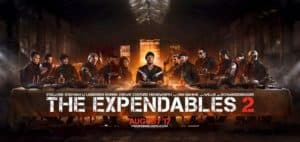 La última cena: The Expendables 2