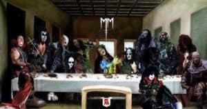 Das letzte Abendmahl: Bad Metal