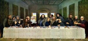 The Last Supper: The Hobbit