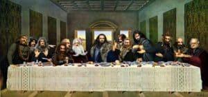 Den sista måltiden: The Hobbit