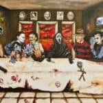 Den sista måltiden: Horror Movie Stars (2)