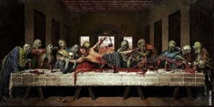 Den sista måltiden: Zombies