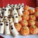 Nachtisch zu Halloween