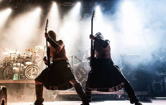 Heath Festival 2013 - In the battle with Ensiferum