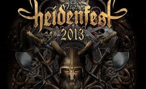 Heath Festival 2013 - In the battle with Ensiferum, Turisas, Equilibrium, Suidakra und Frosttide