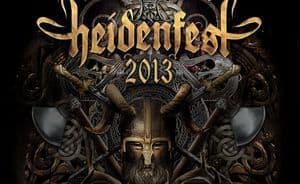 Heidenfest 2013 - Auf in die Schlacht mit Ensiferum, Turisas, Equilibrium, Suidakra und Frosttide