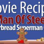 Tänään leipoa meille super-Gingerbread-mies