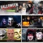 Im Horror-Shop gibts alles für Halloween!