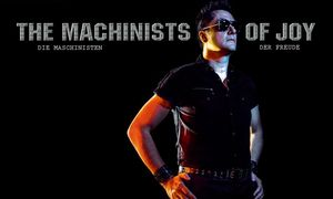 Album Review: Die Krupps - The Machinists of Joy