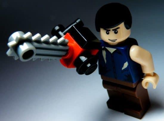 Lego Ash