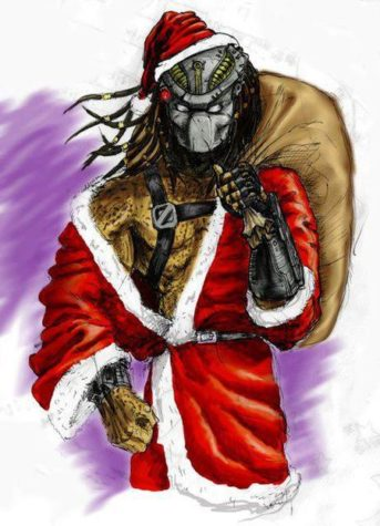Predator Santa