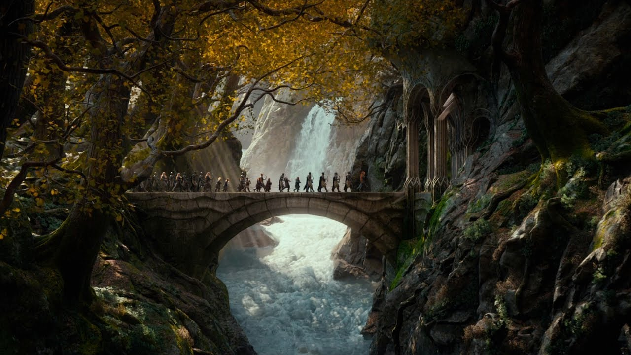 Lord Of The Rings The Desolation Of Smaug Trailer