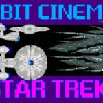 8 Bit Remake von Star Trek