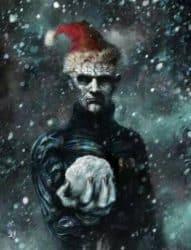 Pinhead Santa