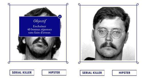 Serial Killer oder Hipster?
