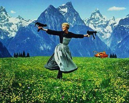 Neulich auf der Alp