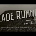 Blade Runner Remolque – Classic Noir