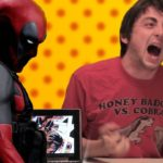 Deadpool Game Review met Habanero opgegeten door Daniel Radcliff