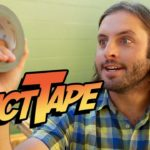 Duck Tales parody and how everything repaired with duct tape