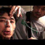 Elektrochok-face dans tromme pad
