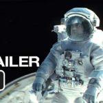 Yerçekimi: George Clooney und Sandra Bullock allein im Tüm – Treyler