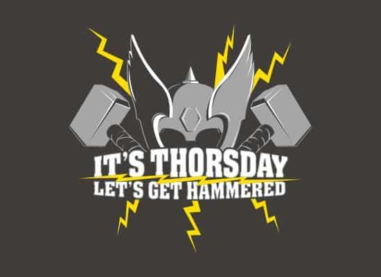 Se on Thorsday