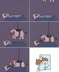La raison pour laquelle on dort mal