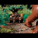 Lego: Harry Potter möter en Rancor