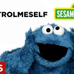 Learn self-control with the Cookie Monster