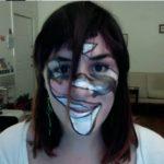 Make-up contro il riconoscimento automatico del volto